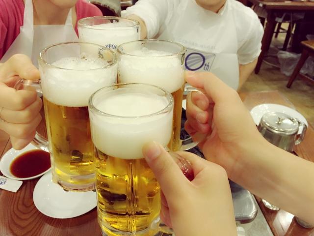 油断大敵!夏のビール腹の原因と対策とは?!